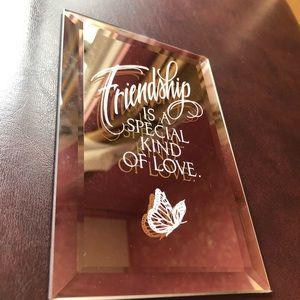 ❗️2/$20❗️ Friendship Mirror Gift